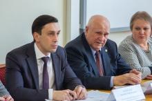 Более 60 тысяч школьников региона будут обеспечены горячим питанием в соответствии с поручением президента РФ