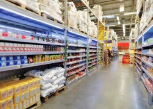 Ведется мониторинг наличия товарных запасов и средних потребительских цен
