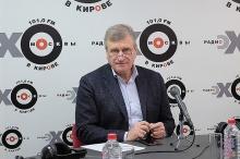 Игорь Васильев рассказал в прямом эфире «Эха Москвы в Кирове» о режиме самоизоляции в регионе