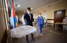 На каждом избирательном участке будут работать в среднем четыре наблюдателя