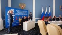 В Ульяновске Игорь Комаров принял участие в заседании Ассоциации законодателей ПФО