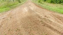Ремонт дорог в Сардыкском сельском поселении