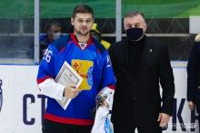 Кировчанина признали самым ценным игроком Кубка полномочного представителя Президента Российской Федерации в ПФО среди любительских студенческих хоккейных команд
