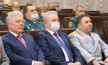 Сотрудников и ветеранов ГУ МЧС России в Приволжском федеральном округе поздравили с Днем спасателя