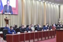 Игорь Комаров представил нового главного федерального инспектора по Саратовской области