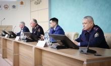 Управление на транспорте МВД России по ПФО подвело итоги оперативно-служебной деятельности за 2020 год