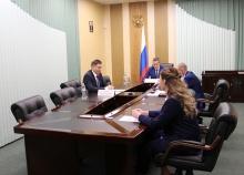 Руководитель представительства МИД России в Кировской области принял участие в совещании в рамках Дня дипломатического работника