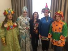 Эстафету акции «Моя гримерка» приняли финалисты «Театрального Приволжья»