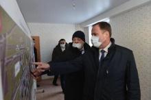 Игорь Комаров оценил ход строительства в Березниках