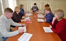 Глава района обсудила вопросы в сфере образования