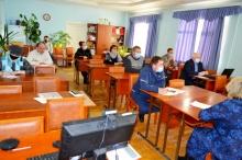 Переизбран состав руководителей добровольной народной дружины района