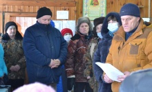 Отчет о работе за 2020 год главы Сосновского сельского поселения
