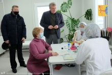 23 марта, губернатор Кировской области посетил Кильмезский район
