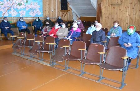 Отчет о работе за 2020 год главы Астраханского сельского поселения