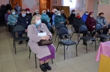 Отчет о работе за 2020 год главы Елганского сельского поселения