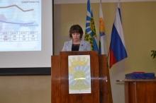 Глава Унинского района Т.Ф. Боровикова  подвела итоги работы  за 2020 год