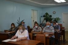 Координационное совещание по противодействию коррупции.