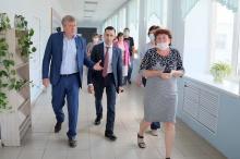 Игорь Васильев поручил продолжить работу по развитию дополнительного образования учащихся сельских школ