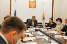 Подготовку образовательных организаций Кировской области  к началу учебного года обсудили на координационном совещании