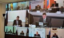 Олег Машковцев принял участие в совещании Правительственной комиссии по проведению Всероссийской переписи населения