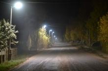 Уличное освещение в пгт. Уни будет включено с 1 сентября 2021 года.