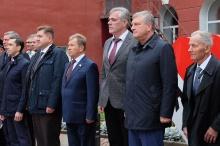 Григорий Житенев поздравил будущих юристов с началом учебного года