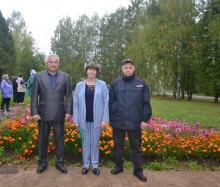 Глава района побывала с рабочим визитом в с. Сардык