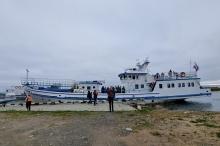 Школьники и студенты «Менделеевской экспедиции» исследовали качество воды в озере Байкал