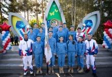 В Оренбурге торжественно открыт окружной финал «Зарницы Поволжья»