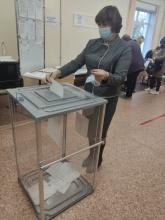 На территории Унинского района открылись избирательные участки