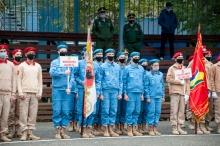 В Оренбурге торжественно наградили победителей VIII окружного финала военно-спортивной игры «Зарница Поволжья-2021»