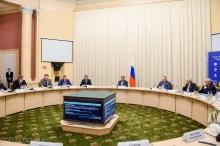 Игорь Комаров принял участие в заседании Ассоциации законодательных органов государственной власти субъектов РФ ПФО