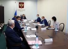 Дмитрий Курдюмов вошел в состав окружной комиссии по вопросу снижения неформальной занятости